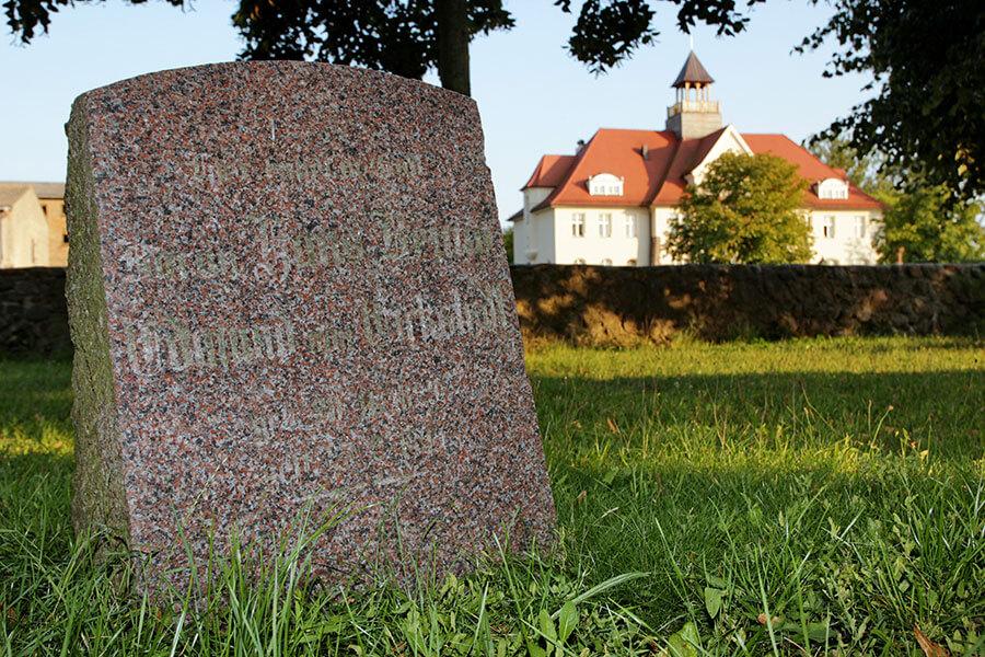 Krugsdorf - Gedenkstein