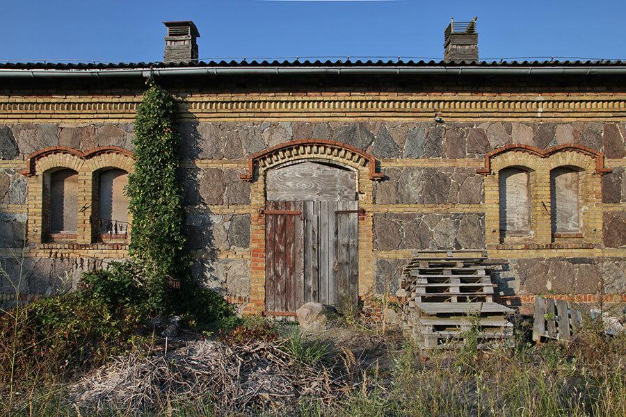 Krugsdorf - Alte Ruine