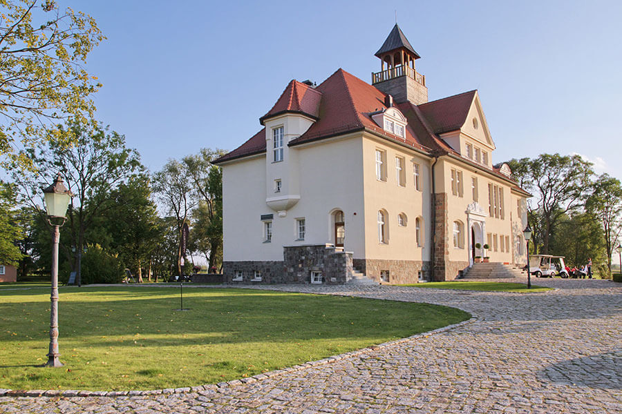 Krugsdorf - Das Schloss Krugsdorf