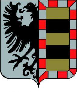 Wappen der Stadt Halen in Belgien