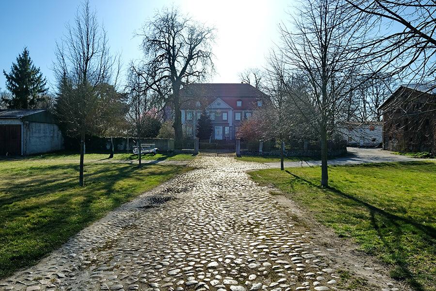 Groß Luckow - Das sanierte Gutshaus