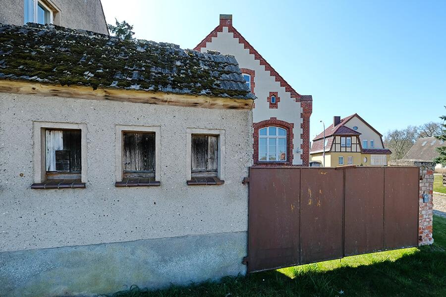 Jatznick - Einblick ins Dorf