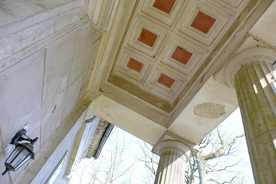 Koblentz - Mausoleum Detail