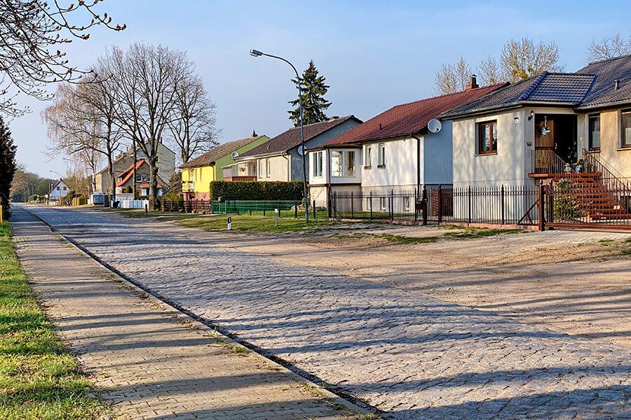 Koblentz - Ortsdurchfahrt