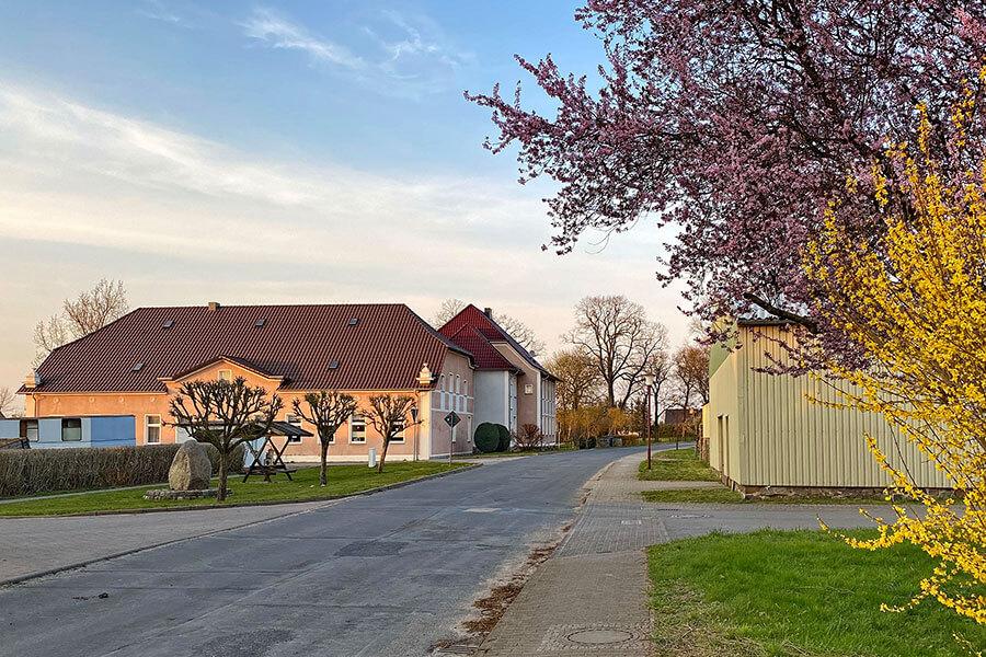 Brietzig - Dorfstraße