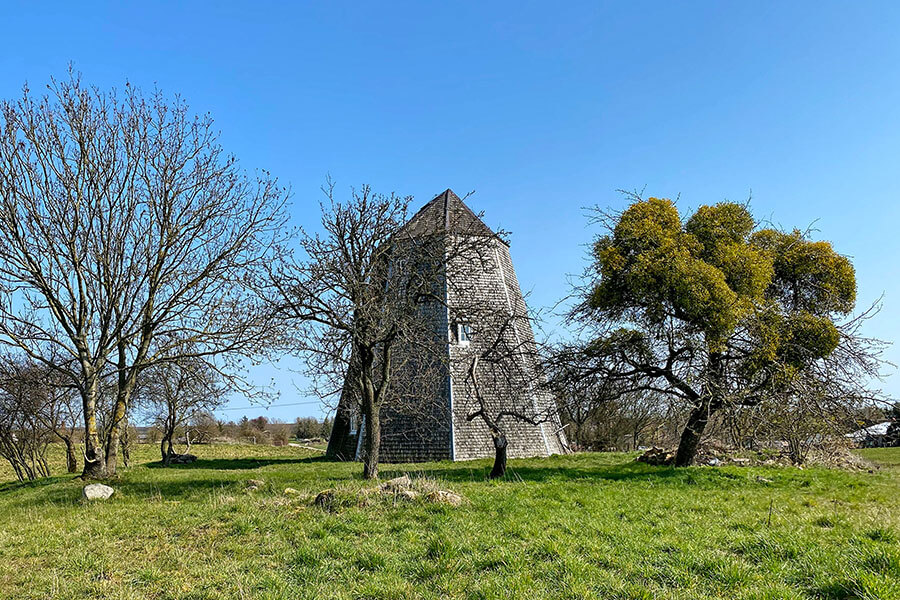 Fahrenwalde - Alte Mühle