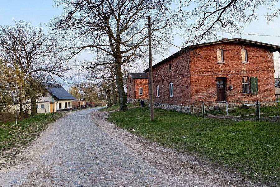 Schönwalde - Orstdurchfahrt
