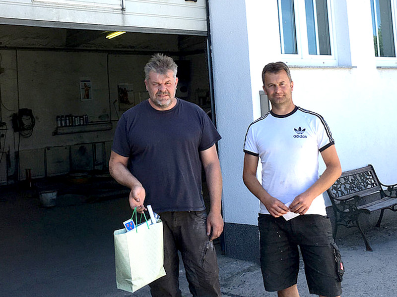 06.06.2018 - Firmenjubiläum Lackiererei Wendlandt und Siebert